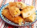 Рецепта Вита баница със свинско месо и кисело зеле